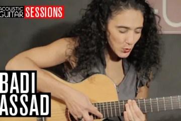 Acoustic Guitar Sessions Presents Badi Assad