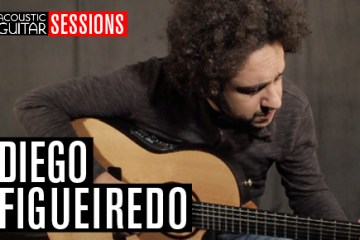 Acoustic Guitar Sessions Presents Diego Figueiredo