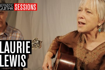 Acoustic Guitar Sessions Presents Laurie Lewis