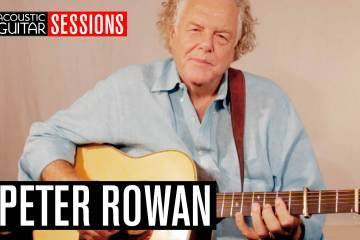 Acoustic Guitar Sessions Presents Peter Rowan