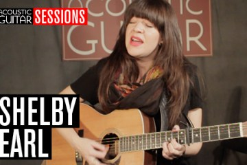 Acoustic Guitar Sessions Presents Shelby Earl