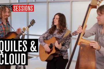 Acoustic Guitar Sessions Presents Quiles & Cloud