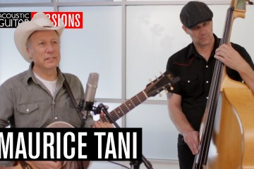 Maurice Tani Acoustic Guitar Session