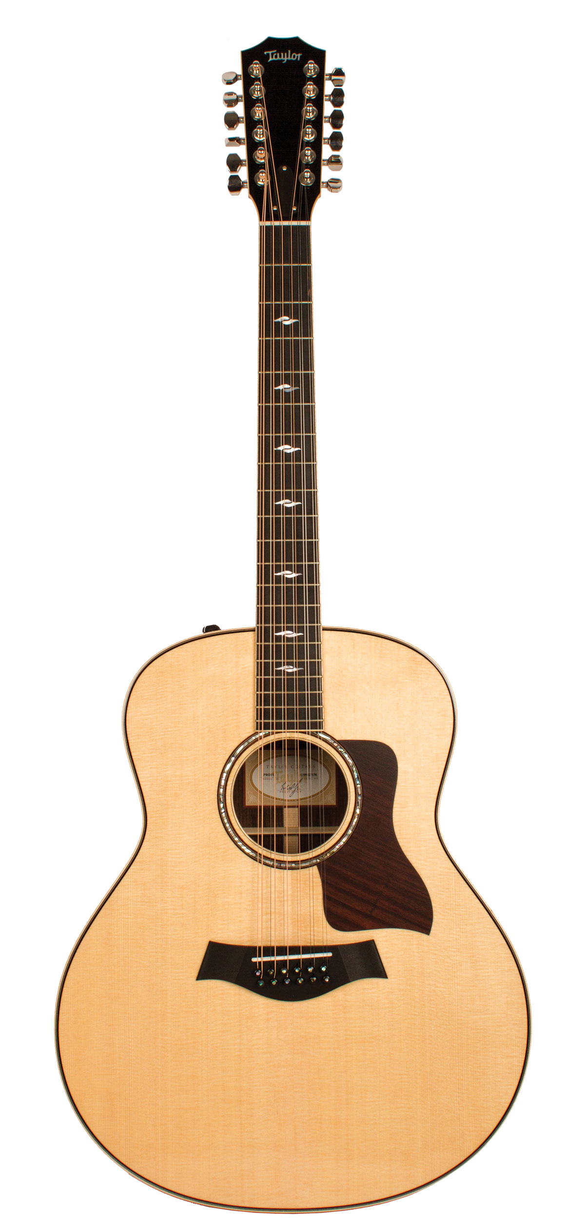 new gear taylor s 858e and 552ce 12 fret acoustic guitar. Black Bedroom Furniture Sets. Home Design Ideas