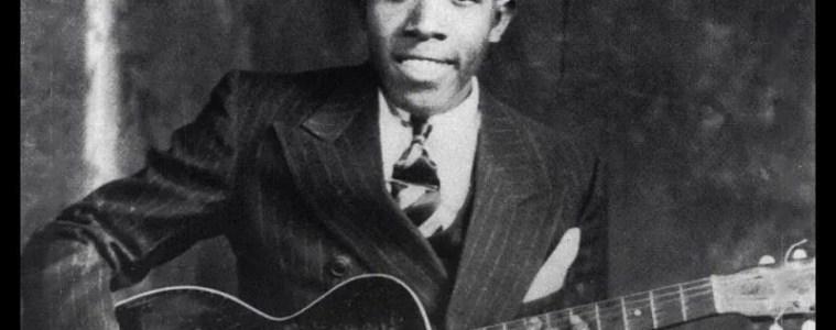 blues guitarist Robert Johnson