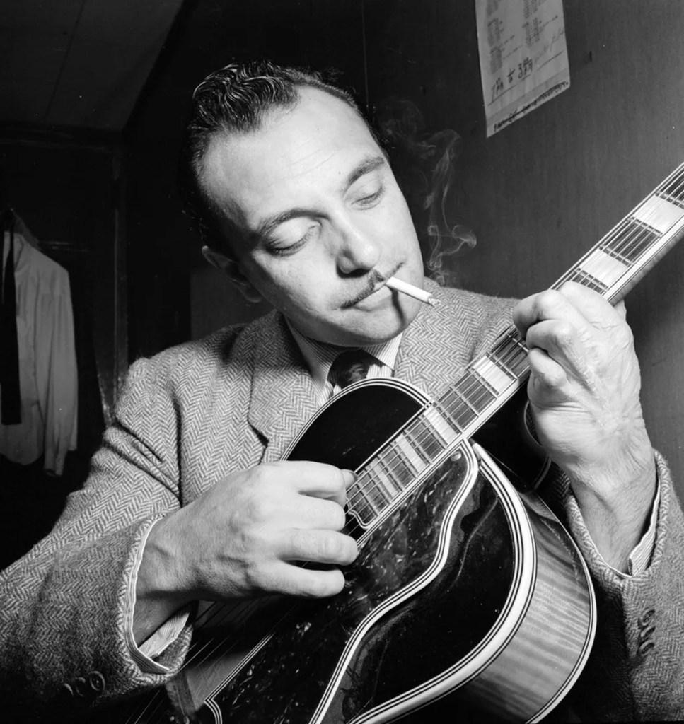 django reinhardt - learn more about gypsy jazz guitar
