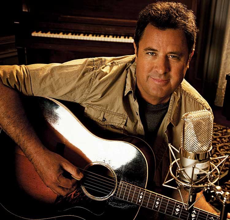 GUITAR TALK: Tonemaster Vince Gill Stresses The Importance