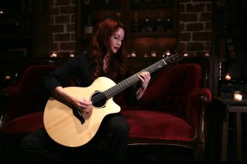 gretchen menn guitar django minor swing