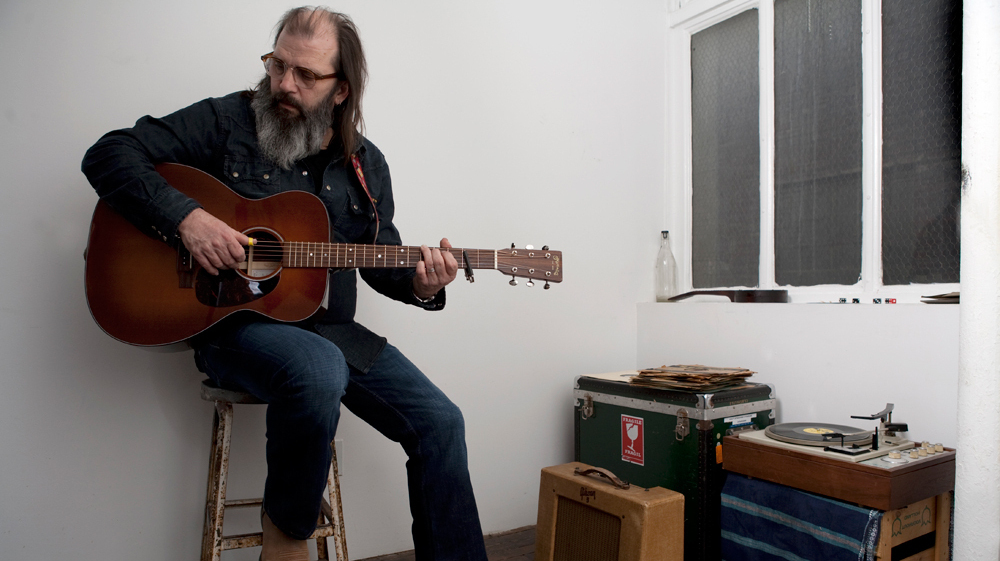 Steve Earle performed on World Cafe.