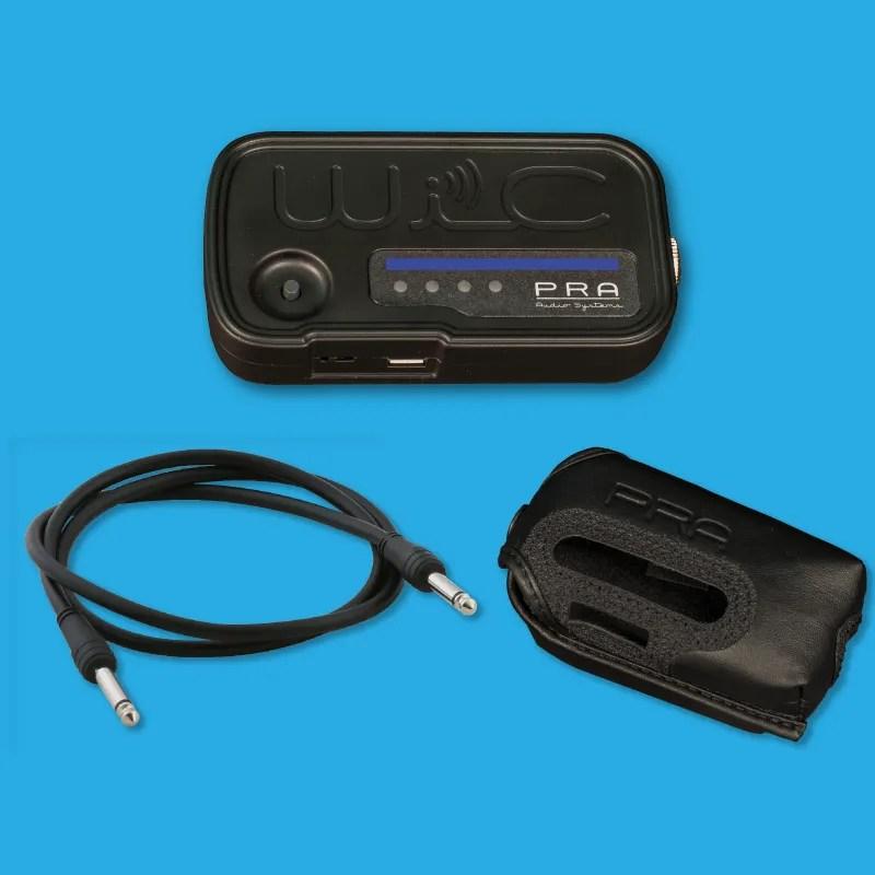 PRA Audio WiC wireless Summer NAMM 2016 2