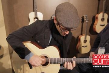 Yamaha A3R Review – Acoustic Guitar