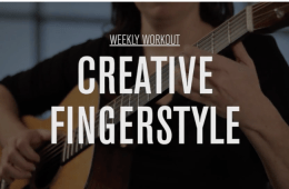 Jamie Stillway Creative Fingerstyle Weekly Workout