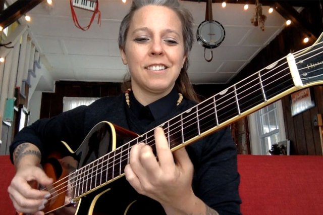 Video Lesson: A Gentle Introduction to Jazz – Acoustic Guitar