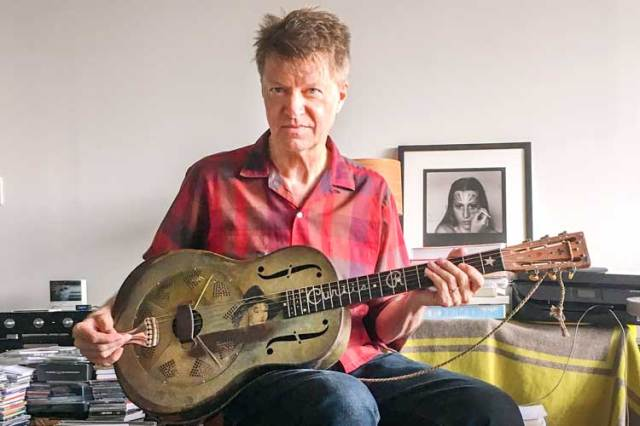 Guitar Talk: Nels Cline Bonds with a Curious Old National