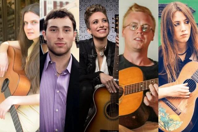 Next-Gen Fingerstyle: Five Young Stars Share Their Secrets