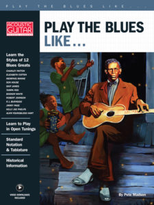 Play the Blues Like ...