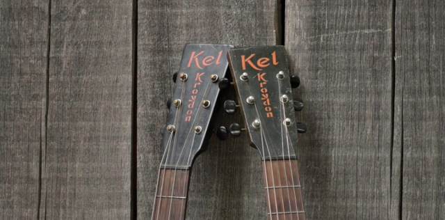 Great Acoustics: Two 1931 Kel Kroydon KK-1s Reunited After 86 Years