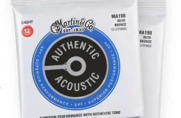 Martin Authentic Strings