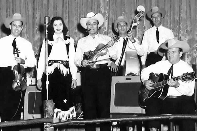 dance gambling cowboy folk