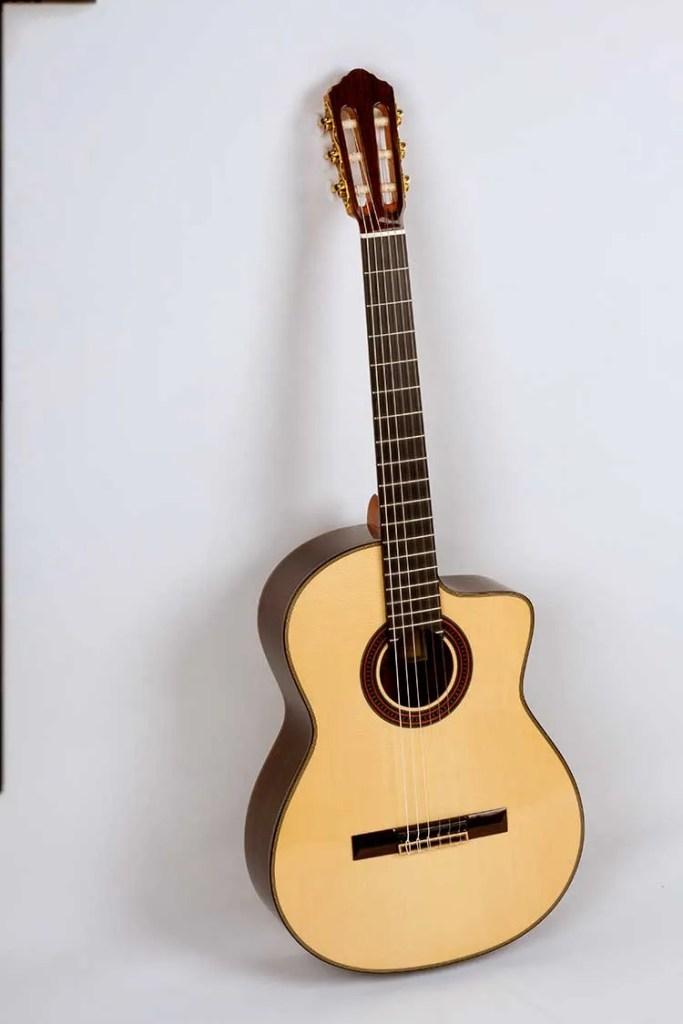 New World Guitars P640S FS Nylon-String Guitar