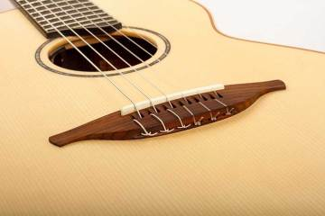 Lowden WL-35 Jazz Nylon-Stringed Guitar