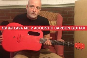 Lava Me 2 carbon fiber acoustic guitar review