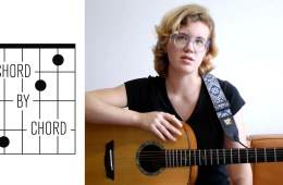 Kate Koenig teaching how to play I–ii Progressions in C and G Major