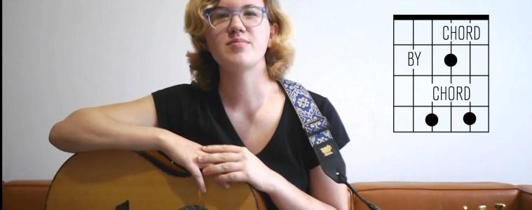 Kate Koenig teaching E diminished voicings