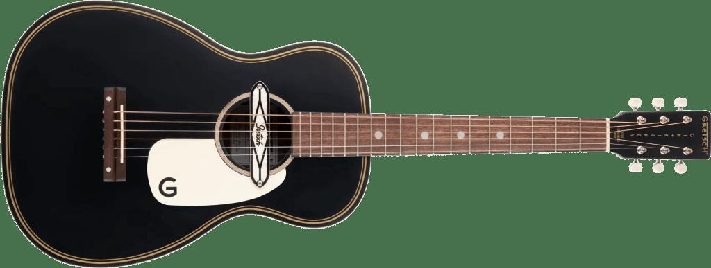 Gretsch G9520E Gin Rickey parlor guitar front