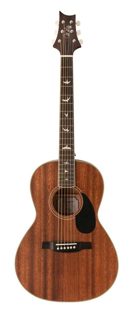 PRS Tonare Parlor SE P20E acoustic-electric guitar front