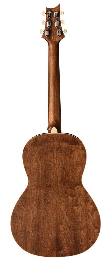 PRS Tonare Parlor SE P20E acoustic-electric guitar back