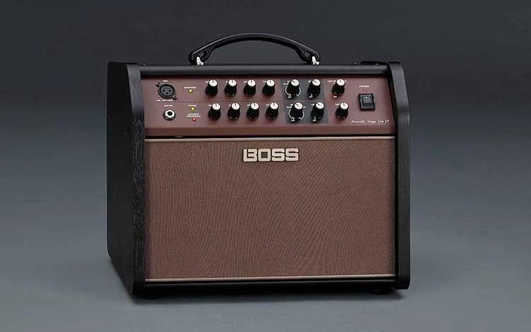 Boss acoustic singer live LT amp