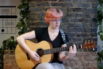 Kate Koenig guitar lesson chord by chord