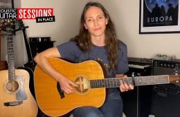 Abigail Dowd, Taylor DN3 acoustic guitar