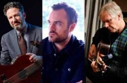 Fingerstyle guitarists John Pizzarelli, Matthew Stevens, Steve Gibb