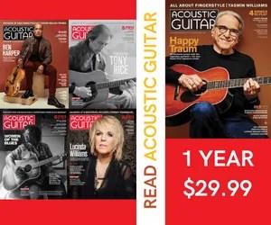 read acoustic guitar magazine