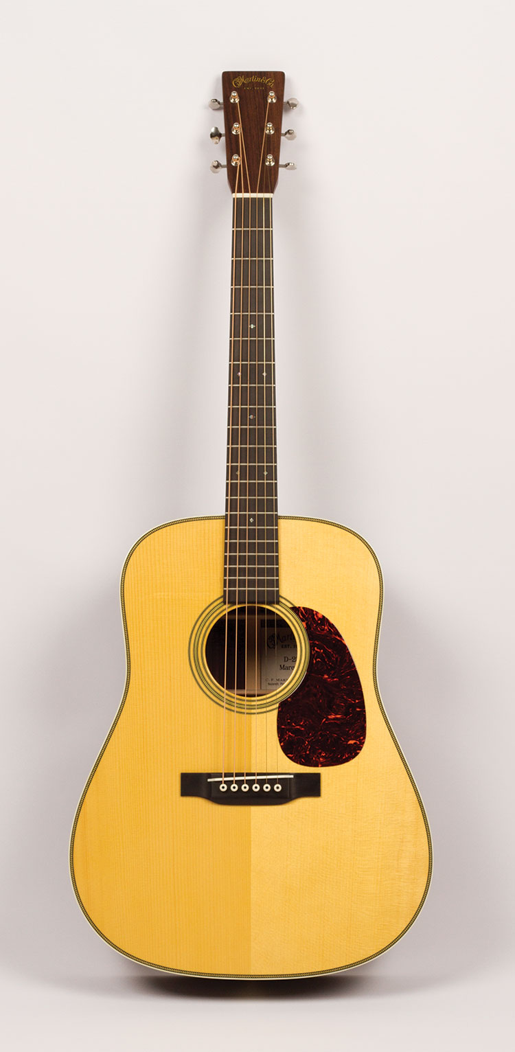 Player's Choice Guitar of the Year: C F  Martin D-28