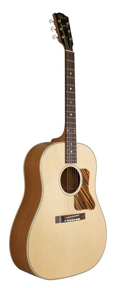 Gibson J-35 Review – Acoustic Guitar