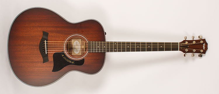 the taylor 326e baritone offers a wide tonal palette video acoustic guitar. Black Bedroom Furniture Sets. Home Design Ideas