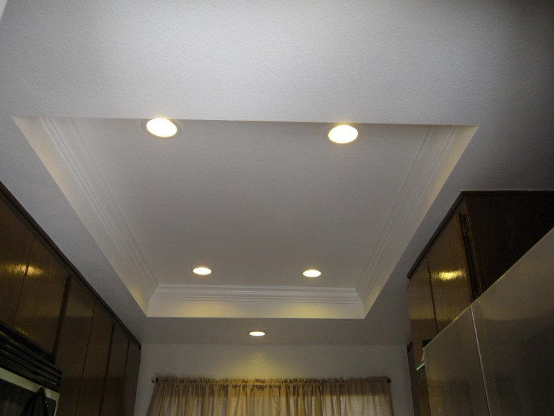 Update the apprearance of your home with Recessed Lighting     Recessed lighting installation LA After