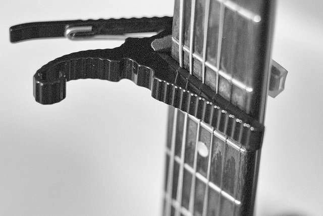 Use Your Capo Wisely