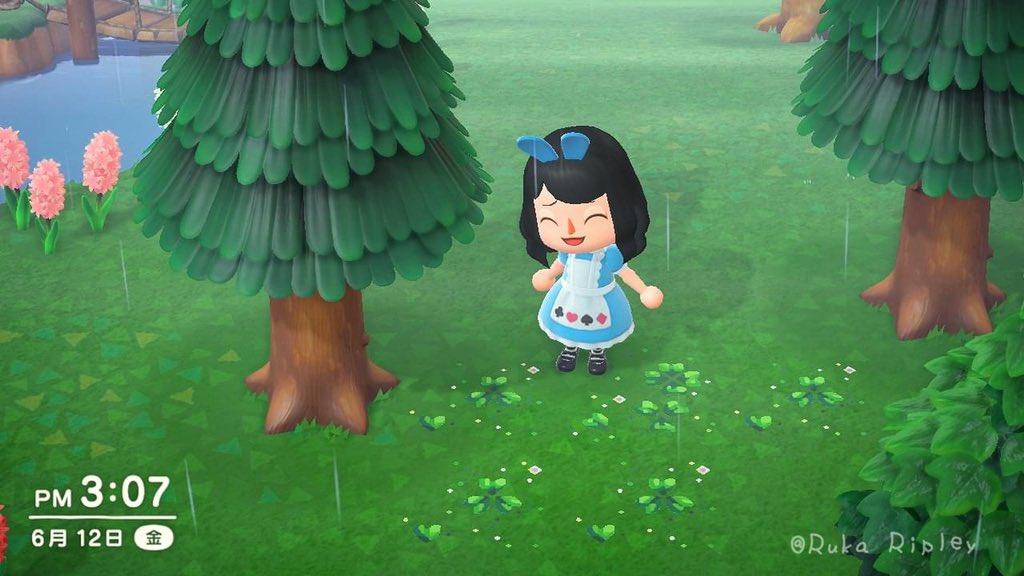 Clover Pattern Set Animal Crossing Pattern Gallery Custom Designs