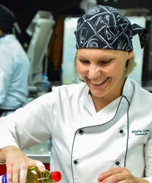 Chef Maria Urmal