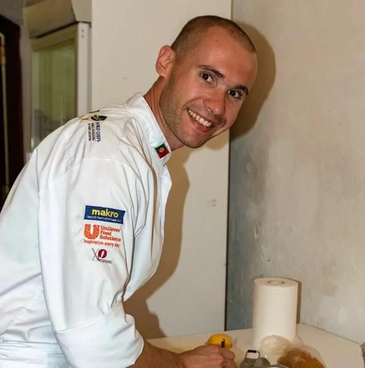 Chef Emanuel Brás