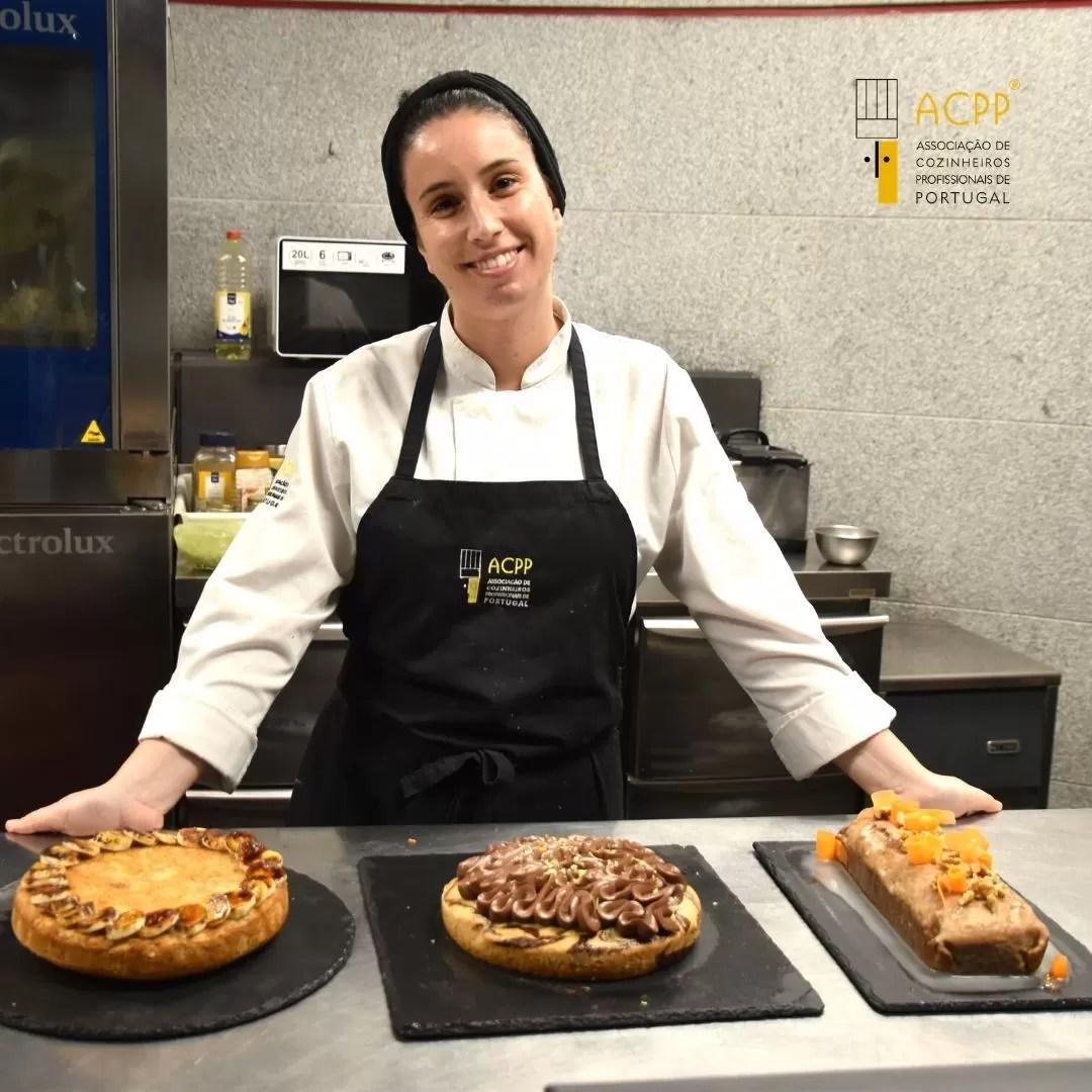 Chef Sara Soares
