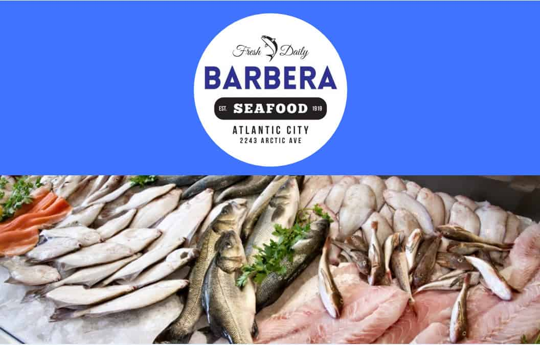Barbera seafood market for atlantic city and brigantine for Fish market jersey city