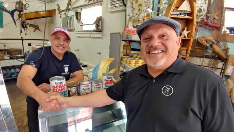 AC Foodie: Barbera's Friendly Fish Market in Atlantic City