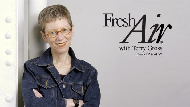 Terry Gross FRESH AIR Radio Looks at Atlantic City Challenges