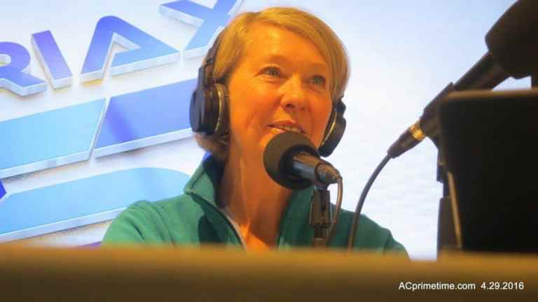 Listen > Jean Muchanic from Absecon Lighthouse