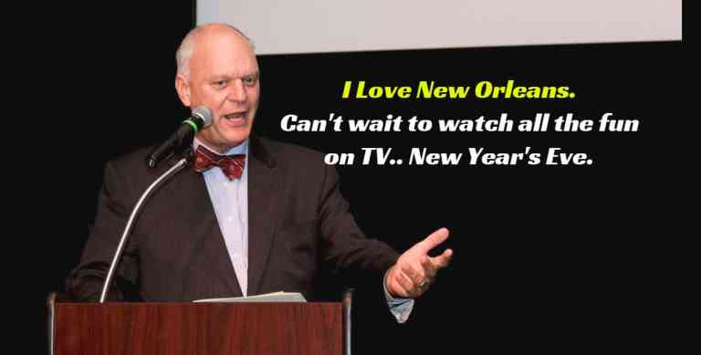 New Orleans in National TV Spotlight, Not Atlantic City for New Years Eve